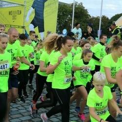 Nike Noortejooks/ We Run Tallinn - Ann-Mari Koppel (480), Merily-Anett Hallik (487), Christopher Robin Starkopf (1957)