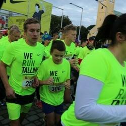 Nike Noortejooks/ We Run Tallinn - Jon Arild Stokke (229), Aapo Tiiksaar (306), Urmas Rõuk (407)