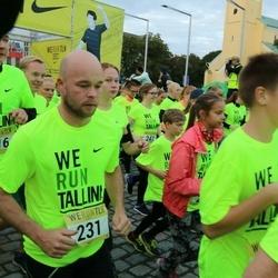 Nike Noortejooks/ We Run Tallinn - Marko Reitalu (116), Bjorn Arild Bogseth (231)