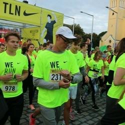 Nike Noortejooks/ We Run Tallinn - Bjorn Arild Bogseth (231), Sander Kaasik (978)