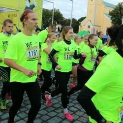 Nike Noortejooks/ We Run Tallinn - Karl Frederik Pruuden (1161), Anna-Terese Nurk (1259)