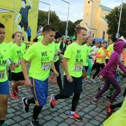 Nike Noortejooks/ We Run Tallinn - Adrian Cercenia (2310), Taavet Palmiste (2734), Andreas Malk (2736)