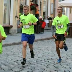 Nike Noortejooks/ We Run Tallinn - Sten-Roland Leibenau (57), Armin Angerjärv (2857)