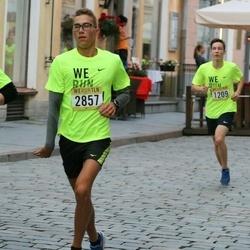 Nike Noortejooks/ We Run Tallinn - Sten-Roland Leibenau (57), Joonas Paju (1209), Armin Angerjärv (2857)
