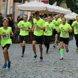 Nike Noortejooks/ We Run Tallinn - Kristjan Murro (126), Britte Christina Avalo (193), Jevgeni Martjušev (211), Daniil Latt (539)