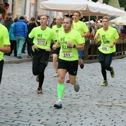Nike Noortejooks/ We Run Tallinn - Jevgeni Martjušev (211), Daniil Latt (539), Arko Gert Tuisk (3172)