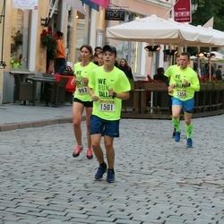 Nike Noortejooks/ We Run Tallinn - Risto Väljak (1354), Artur Võlu (1501)