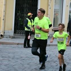Nike Noortejooks/ We Run Tallinn - Timo Ilves (69), Artur Ševerev (1553)