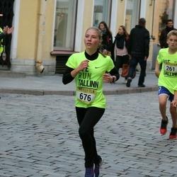 Nike Noortejooks/ We Run Tallinn - Katerina Griškun (676), Ander Sikk (975)