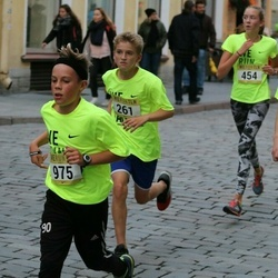Nike Noortejooks/ We Run Tallinn - Patrick Kobakene (261), Laura Reimets (454), Ander Sikk (975)