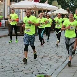 Nike Noortejooks/ We Run Tallinn - Tatjana Koval (668), Brita Rannamets (774), Maarja-Triin Haas (945), Sander Seos (1005)