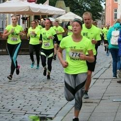 Nike Noortejooks/ We Run Tallinn - Tatjana Koval (668), Brita Rannamets (774), Maarja-Triin Haas (945)
