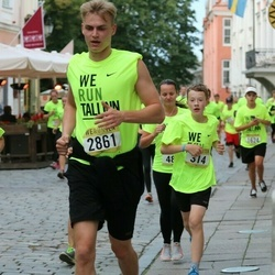 Nike Noortejooks/ We Run Tallinn - Andero Piperal (314), Otto Kase (2395), Jügen Jürgenson (2861)