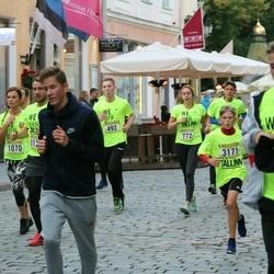 Nike Noortejooks/ We Run Tallinn - Tõnu-Joonas Riisimäe (492), Andra Punt (772), Robert Kompus (3171)