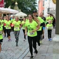 Nike Noortejooks/ We Run Tallinn - Arina Jermitsova (729), Rasmus Rossar (1307)