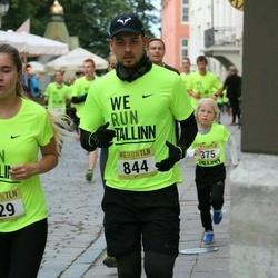 Nike Noortejooks/ We Run Tallinn - Arina Jermitsova (729), Tarmo Rattassep (844)