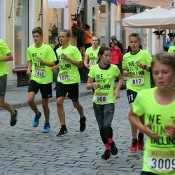 Nike Noortejooks/ We Run Tallinn - Margit Kaas (308), Riko Leskov (817), Artjom Jermatšenko (1939)