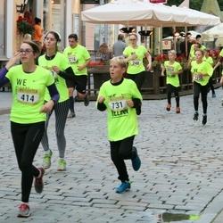Nike Noortejooks/ We Run Tallinn - Laura Elisabeth Christel Lään (414), Ander Mõttus (731)