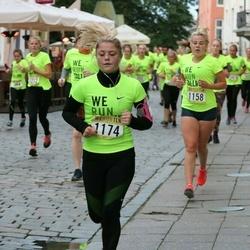 Nike Noortejooks/ We Run Tallinn - Birgit Saliste (1158), Marleen Võsa (1174)