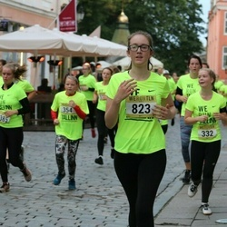 Nike Noortejooks/ We Run Tallinn - Aari Helmelaid (332), Katariina Alexandra Veerpalu (354), Hanna Normak (823)