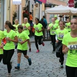 Nike Noortejooks/ We Run Tallinn - Pille-Riin Lahesalu (304), Ly Tempel (535), Elise Ustav (643), Hedo Mägi (2275), Maria Jakimova (3112)