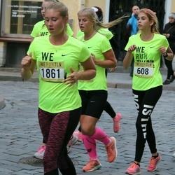 Nike Noortejooks/ We Run Tallinn - Merilii Jalg (608), Brigitta Avalo (1861)