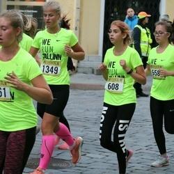 Nike Noortejooks/ We Run Tallinn - Merilii Jalg (608), Teele Kirimägi (1349), Brigitta Avalo (1861)