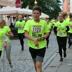 Nike Noortejooks/ We Run Tallinn - Dolores Tooming (695), Sten Martin Kalle (1123)