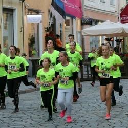 Nike Noortejooks/ We Run Tallinn - Maris Raudlam (1431), Anita Gudovskaja (2403), Camilla Kütt (2661), Mari Viilukas (3186)