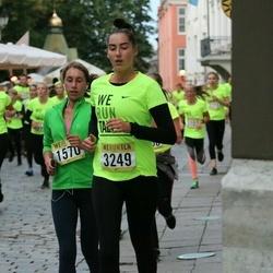 Nike Noortejooks/ We Run Tallinn - Karina Halturina (1570), Cathlin Rennu (3249)