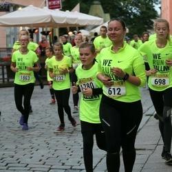 Nike Noortejooks/ We Run Tallinn - Marija Šaginova (612), Lola Olander (698), Robin Rohula (1780), Steffi Sikmann (1863)