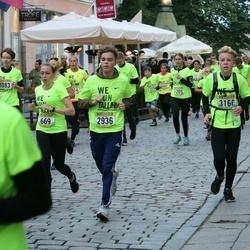 Nike Noortejooks/ We Run Tallinn - Anna Naumova (669), Markus Aluste (2936), Karl- Robert Kuusk (3166)