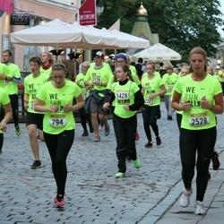 Nike Noortejooks/ We Run Tallinn - Maike Mona Širinov (794), Hannah Kurm (1429), Getter Lage (2207), Adele Adamson (2471), Jevgenia Aleksandrova (2528), Lea Rannu (3217)