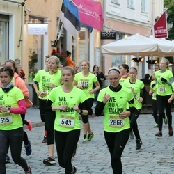 Nike Noortejooks/ We Run Tallinn - Karmen Armus (543), Maria Toomsalu (555), Merilyn Isok (2868)
