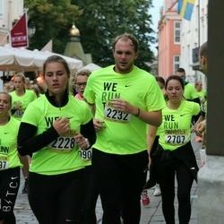 Nike Noortejooks/ We Run Tallinn - Aleksandra Deljanskaja (2228), Ago Jaani (2232)