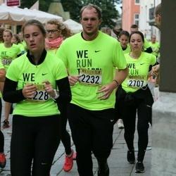 Nike Noortejooks/ We Run Tallinn - Aleksandra Deljanskaja (2228), Ago Jaani (2232), Mai Schults (2707)