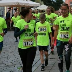 Nike Noortejooks/ We Run Tallinn - Tanel Luks (1024), Anni Velks (1162), Keirit Nurmik (1173), Willem Kuningas (1192)