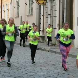 Nike Noortejooks/ We Run Tallinn - Maria Vera Pšenitšnaja (2239), Andrei Sahharov (2248), Anna-Liisa Virro (2369)