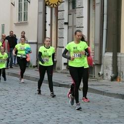 Nike Noortejooks/ We Run Tallinn - Karis Karindi (1140), Eeva-Maria Sidron (1198), Kati Arro (1673), Emma-Katarina Arro (1674)