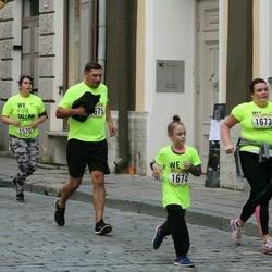 Nike Noortejooks/ We Run Tallinn - Mette-Marit Poltan (1520), Kati Arro (1673), Emma-Katarina Arro (1674), Rain Arro (1675)