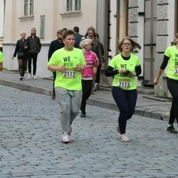 Nike Noortejooks/ We Run Tallinn - Renee Kärner (2112), Aive Sakkius (2113), Hannaleen Hiob (2591), Anastasija Kulakova (3464)