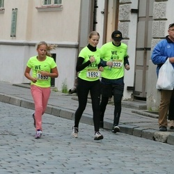 Nike Noortejooks/ We Run Tallinn - Taisto Tamm (322), Mari Petersen (1692), Anni Annus (1695), Christine Rõõm (2634)