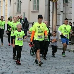 Nike Noortejooks/ We Run Tallinn - Adrian Cercenia (2310), Kristjan Raudlepp (3258), Katariina Vanagas (3259)