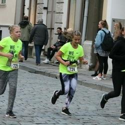 Nike Noortejooks/ We Run Tallinn - Keira Aasamets (724), Birgit Aarma (725)