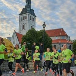 Nike Noortejooks/ We Run Tallinn - Mailika Rõõs (343), Annely Gede (712), Valter Ritso (1157), Triin Gede (1172), Katarina Põldur (1274)