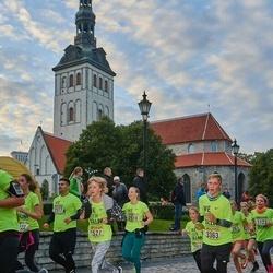 Nike Noortejooks/ We Run Tallinn - Oliver Loit (2517), Sirli Viikoja (2518), Liisa Maria Kull (2521), Aron Altmets (3363)