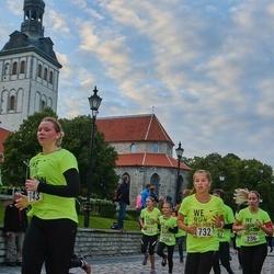 Nike Noortejooks/ We Run Tallinn - Laura Orupõld (236), Adrian Mõttus (732), Triinu Tann (1143)