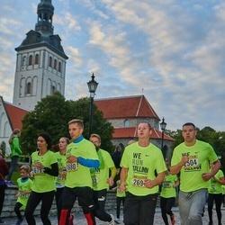 Nike Noortejooks/ We Run Tallinn - Ankeelica Põldermert (1679), Kristo Saariste (1680), Andrei Fadejev (2504), Deniss Burakov (2697)