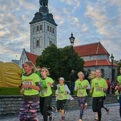 Nike Noortejooks/ We Run Tallinn - Kathryn Rasmussen (1243), Anna Ovtšinnikova (2713), Anna-Ly Truusalu (3285), Marlen Mertens (3292), Laura Tervonen (3315)