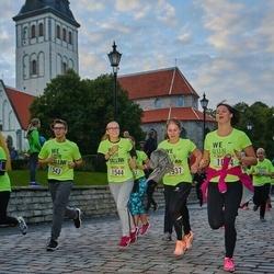 Nike Noortejooks/ We Run Tallinn - Erko Luik (1543), Theresa Pekka (1544), Adelia Tamkõrv (1937)
